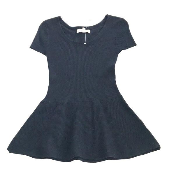 382c72ce7160 Philosophy Sweaters | 10 Salenew Black Sweater Knit Top | Poshmark